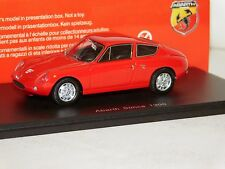 ABARTH SIMCA 1300 RED SPARK S1303 1:43