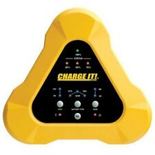 Clore 4506 CHARGE IT! Yellow 6/2-Amp 6/12-Volt Battery Charger