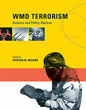 WMD Terrorism: Science and Policy Choices by MIT Press Ltd (Paperback, 2009)