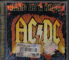 ACDC-Hard As A Rock cd maxi single incl Poster Limited Edition