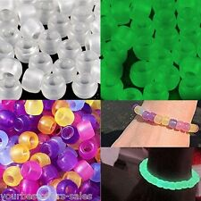 UV Color Changing Beads UV Beads Multi Color Beads Plastic Beads Craft Supplies