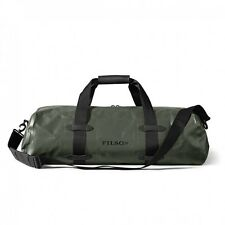 Filson Zip Top Dry Duffle Bag New with Tags Green