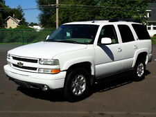 2004 Chevrolet Tahoe Z71 4WD 4X4 LOADED!