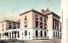Oregon OR postcard Portland Custom House pre-1907