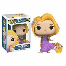 POP DISNEY TANGLED RAPUNZEL GOWN VINYL FIGURE FUNKO #223