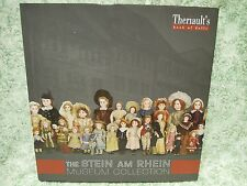 "Doll book: ""Theriault's book of dolls: Stein Am Rhein Museum collection rm-255"