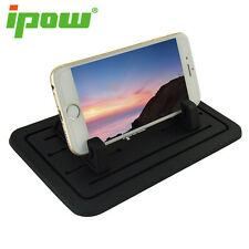 IPOW New Silicone Pad Dash Mat Cell Phone Car Mount Holder Cradle Dock For Phone