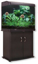 Aqua One AR 620 Black Aquarium With Cabinet