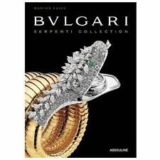 Bulgari Serpenti by Marion Fasel 2013 Hardcover In Factory Shrink Wrap New