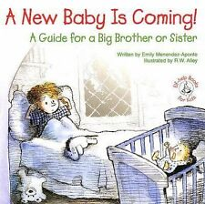 A New Baby Is Coming!: A Guide for a Big Brother or Sister (Elf-Help Books for K