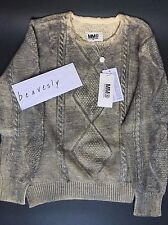 Maison Martin Margiela Women's Sweater Size Large