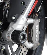 Protection de fourche R&G Racing Noir Mv Agusta 800 BRUTALE DRAGSTER RR 2015-16