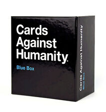 Cards Against Humanity Blue Box Includes 300 cards 220 white and 80 black