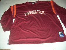 Virginia Tech Hokies #7 HOCKEY Jersey,Adult XL, CUSTOMIZE FREE,MAKES a GR8 GIFT