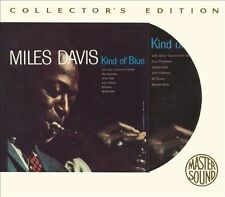 MILES DAVIS - Kind of Blue - Gold disc **  Good condition **  ships free