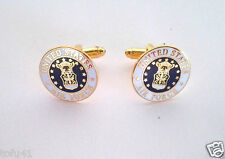 UNITED STATES AIR FORCE CUFF LINKS Military Veteran 14773-C HO