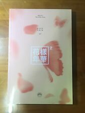 BTS Bangtan Boys In The Mood For Love Pt.2 Run CD Peach Ver. K-POP[No Photocard]