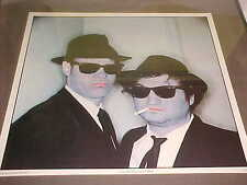 1979 BLUES BROTHERS PRINT POSTER DAN AYKROYD JOHN BELUSHI ANNIE LEIBOVITZ PHOTO