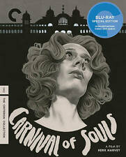 Carnival of Souls (Blu-ray Disc, 2016, Criterion Collection) NEW!