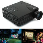 Home Cinema Theater Multimedia LED LCD Projector HD 1080P PC AV VGA USB HDMI GC