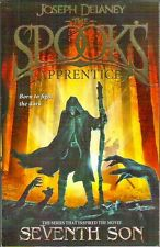 Joseph Delaney THE SPOOK'S APPRENTICE 2014 pb Childs classic film horror Red Fox