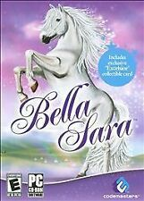 Bella Sara (PC, 2008) PC CD-ROM, Rated E for Everyone