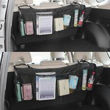 Car Seat Back Tidy Organiser Multi-Pocket Bag Auto Travel Storage Hanging Holder