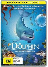 ●● THE DOLPHIN : Story of a Dreamer ●● (DVD, 2014) NEW With Poster Included R4