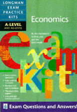 A-Level Economics (Longman Exam Practice Kits) Barry Harrison Very Good Book