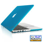 Rubberized Hard Case Shell +Keyboard Cover for Macbook Pro w/Retina 13.3'' 13''