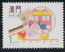 China Macao Macau Mint Never Hinged Post Office Fresh SET44