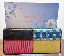 New Leather Purse by Temanli – 7568 - Postage FREE of CHARGE