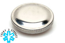 38mm Chrome Universal Moped Gas Cap for Puch Magnum & Pinto, Tomos Targa + More!