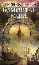 Immortal Muse by Stephen Leigh (2015, Paperback)