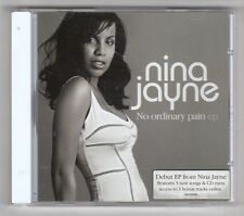 (GZ32) Nina Jayne, No Ordinary Pain - 2004 CD