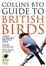 Collins BTO Guide to British Birds, Paul Sterry