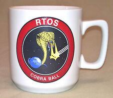 RTOS Cobra Ball Ceramic Mug Coffee Cup