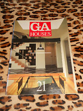 REVUE GA HOUSES - n° 21 - Global Architecture