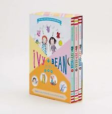 Ivy & Bean: Ivy + Bean Boxed Set : Books 7-9 by Annie Barrows (2013, Hardcover)
