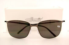 New Silhouette Sunglasses Titan Countour 8153 6200 Gunmetal/Grey Polarized Men