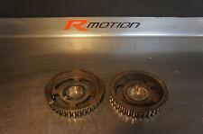 Honda Prelude 91-2001 2.2 VTEC H22A H22 OEM Engine cam pulleys  P13