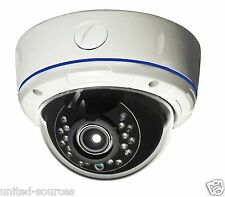 HD-SDI 1080P Full HD Dome Camera 100FT IR Vandalproof 2.8-12mm IP66 DC12V/AC24V