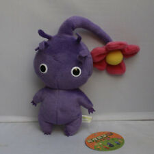 "NEW PIKMIN 8"" purple FLOWER STUFFED PLUSH DOLL Stuffed Animal sale"
