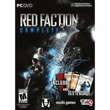 Red Faction Complete  Red Faction 1 & 2 Guerrilla Armageddon + Path to War  NEW