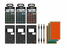 Teenage Engineering POCKET OPERATOR SUPER SET 2015 Holiday Bundle
