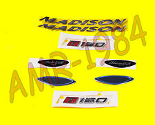 KIT DECALCO ORIGINALI MALAGUTI MADISON  150T ANNO 1999/2001 CODICE 18132400