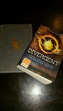 The hunger games and Divergent  Nerd pack