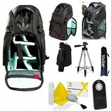 "50"" PRO VIVITAR TRIPOD/ KODAK BACKPACK FOR NIKON D3000 D3100 D3200 D3300 D5000"
