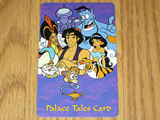 Vintage Disney Aladdin Palace Tales Card Trading Card Collectable