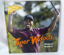 Tiger Woods by Michael Bradley (2003, Hardcover)